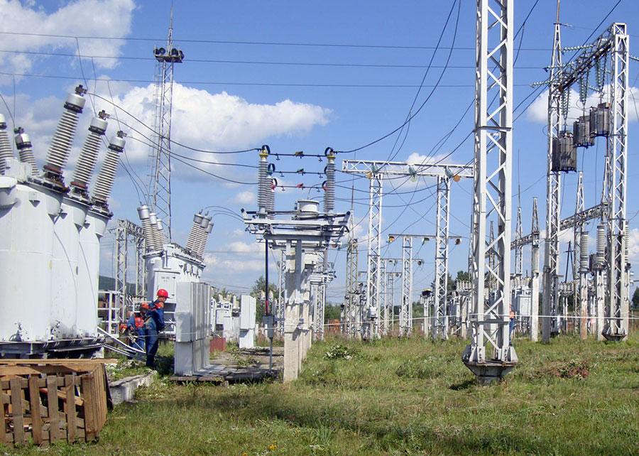 Электрификация водонапорных подстанций со сдачей